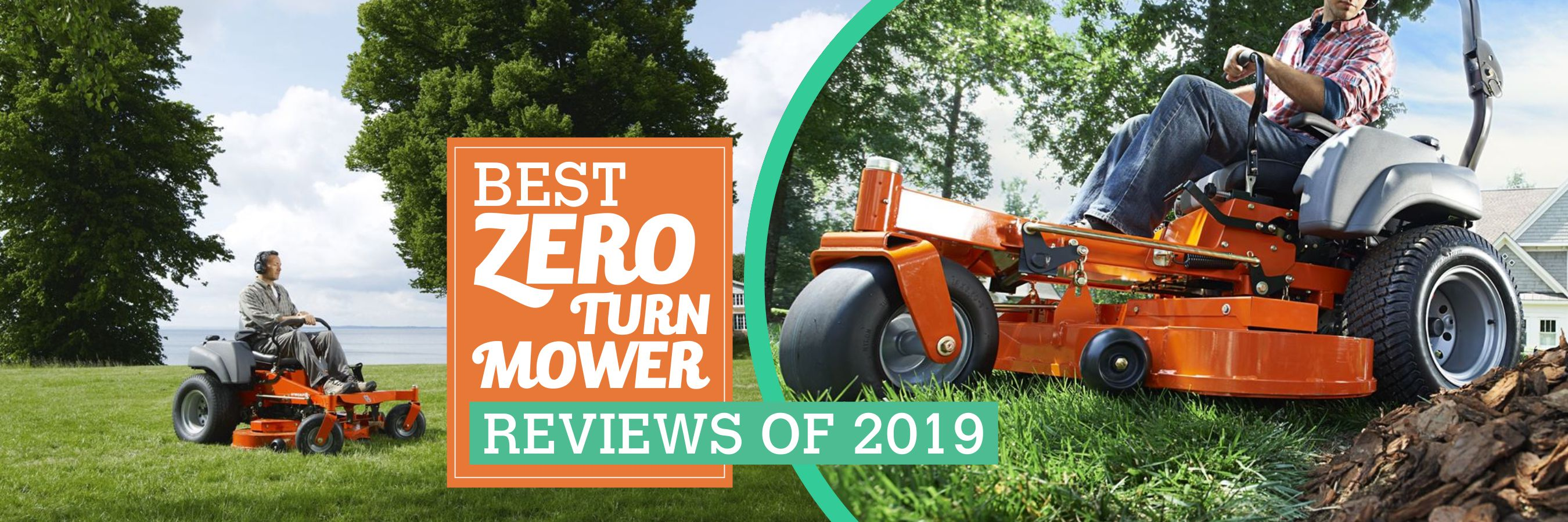 Best Zero Turn Mowers | Review + Top 5 Picks - Reviews Root