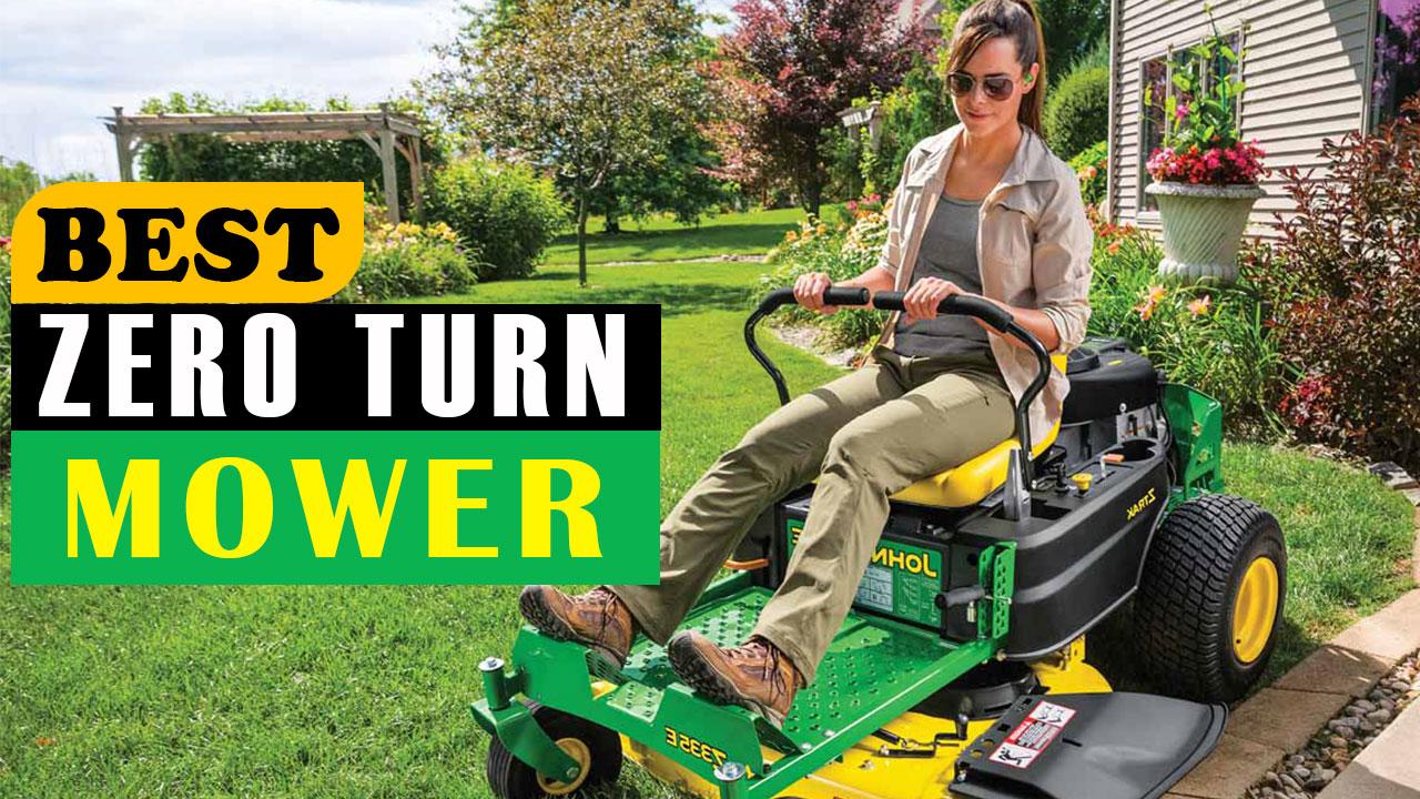 Best Zero Turn Mower For Hills Review Top 5 Picks